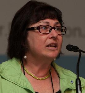 Heather Smith President, Canadian Teachers' Federation