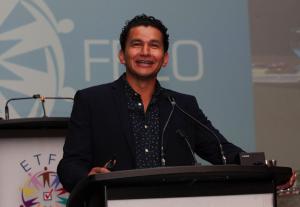 Wab Kinew Aboriginal Leader and Social Justice Speaker